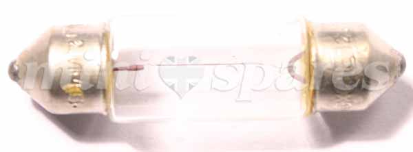 AMPOLLETA PLAFONIER TRASERO 12V, 10W