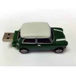PENDRIVE USB 8G / COLOR VERDE/BLANCO (Pregrabado con Catalogo Minispares y manual de despiece). También disponible en otros colores.