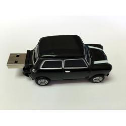 PENDRIVE USB 8G / COLOR NEGRO/BLANCO (Pregrabado con Catalogo Minispares y manual de despiece). También disponible en otros colores.