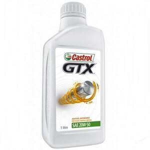 ACEITE CASTROL GTX 20W50 1L