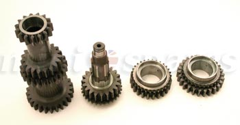 CLUBMAN STRAIGHT CUT GEAR SET EVOLUTION A PLUS TYPE