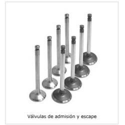 SET 8 VALVULAS 850/1000CC (4x12A1987, 4x12A1986).