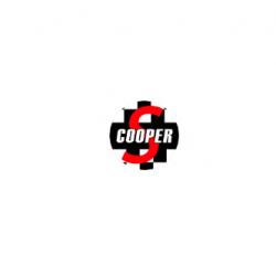 EMBLEMA 27MM COOPER S (VOLANTE O POMO)