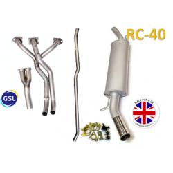 KIT MULTIPLE ESCAPE LCB COOPER S, 3-2-1 (1000cc/1275cc) GSL RC40